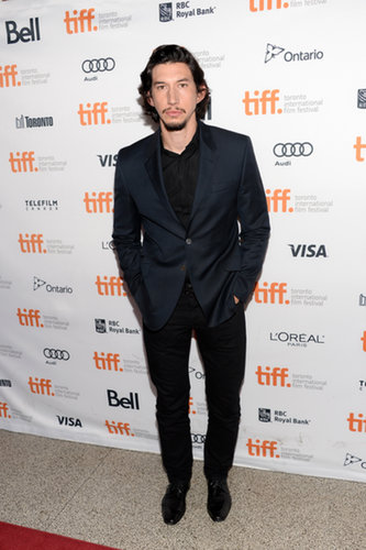 Adam Driver was in attendance for the Toronto Tracks premiere.