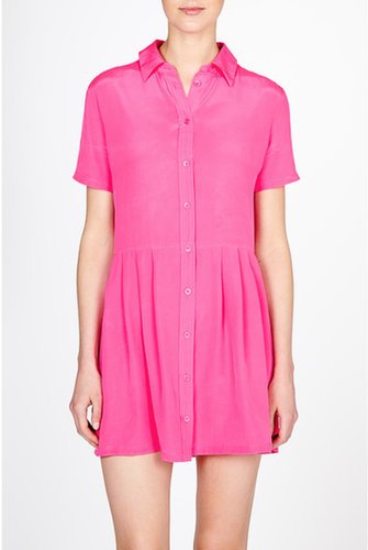 Equipment Naomi Shirt Dress