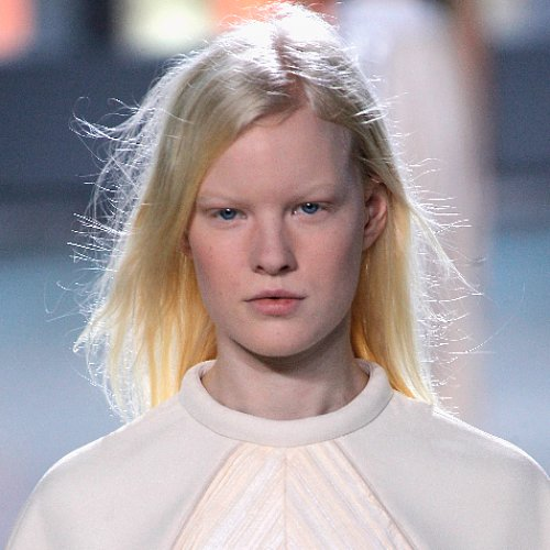 Proenza Schouler Spring 2014 Hair and Makeup | Runway