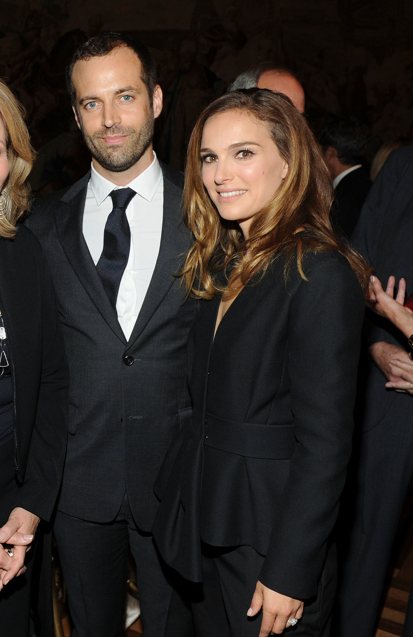 Natalie Portman feted Benjamin Millepied along with Vacheron Constantin and the American Friends of the Paris Opera & Ballet.