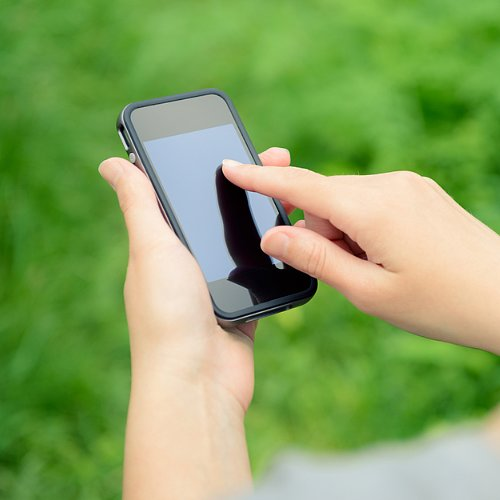 Using Your Phone to Better Your Health