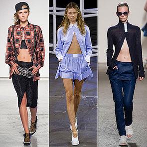 Button-Down Shirt Trend Spring 2014
