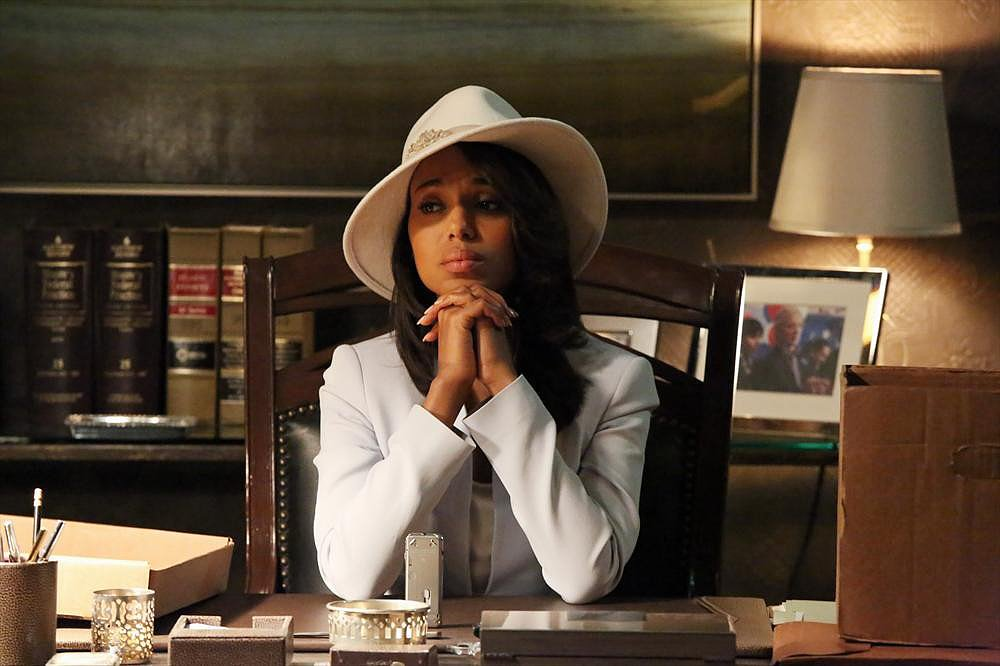 Kerry Washington: Outstanding Lead Actress in a Drama