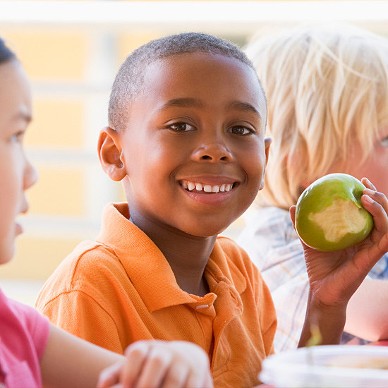 How to Make School Lunch Healthier