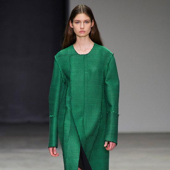 Calvin Klein Spring 2014 Runway Show   NY Fashion Week