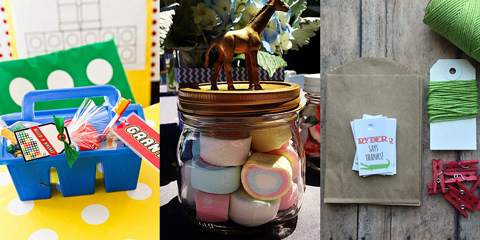 20 of Our Favorite Birthday Party Favor Ideas