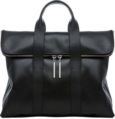 3.1 phillip lim 31 Hour Bag in Black