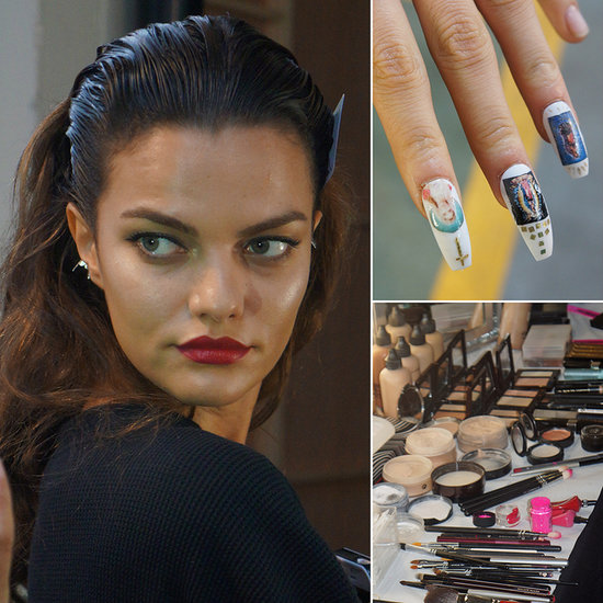 House of Holland Spring 2014 Hair and Makeup | Backstage