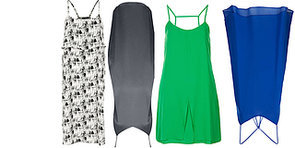 Chain-Store Steals: 10 Chic Slip Dresses Under $70