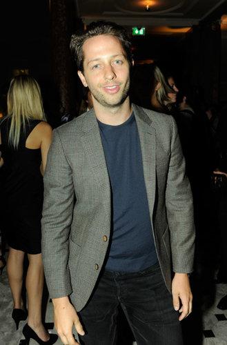 Derek Blasberg helped open London Fashion Week with The London Edition hotel.
