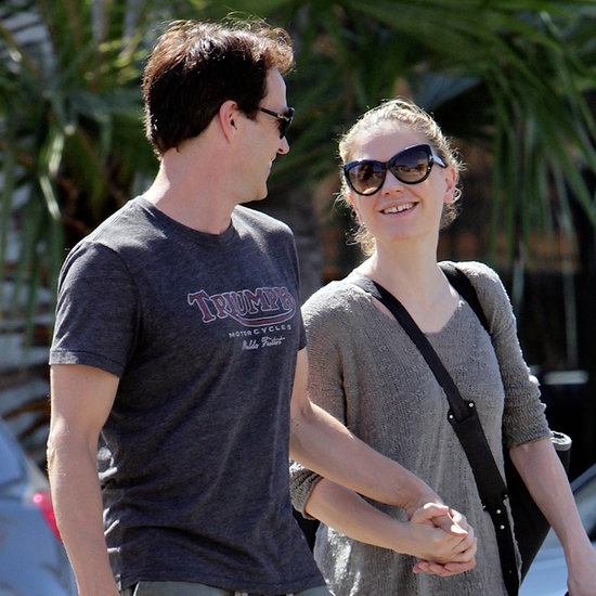 Anna Paquin and Stephen Moyer PDA | Pictures
