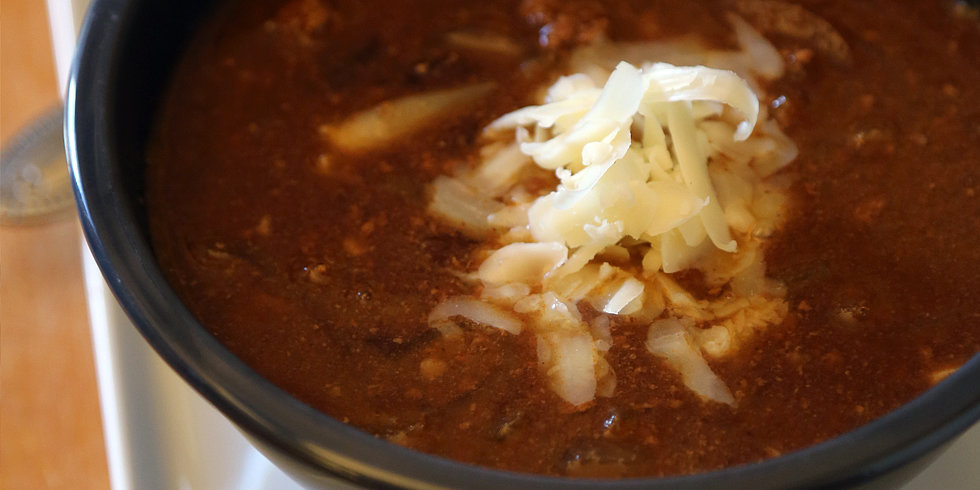 Slow-Cook Your Way to Taco Soup