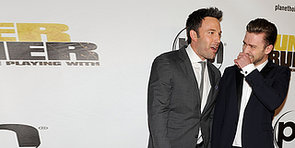 Double the Hotness: Ben Affleck and Justin Timberlake Bring Runner Runner to Vegas