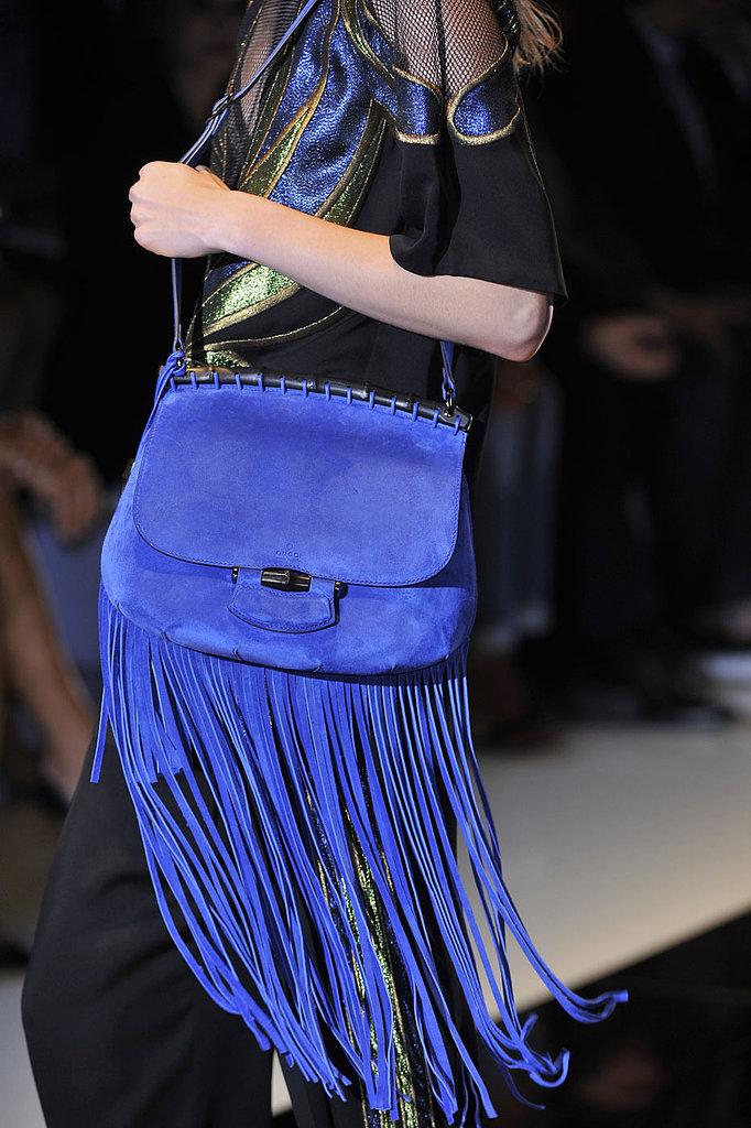 Fringe: Gucci Spring 2014