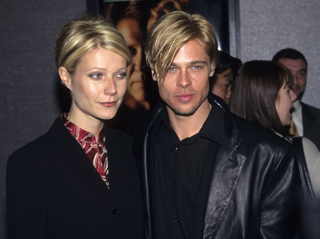 Brad Pitt and Gwyneth Paltrow