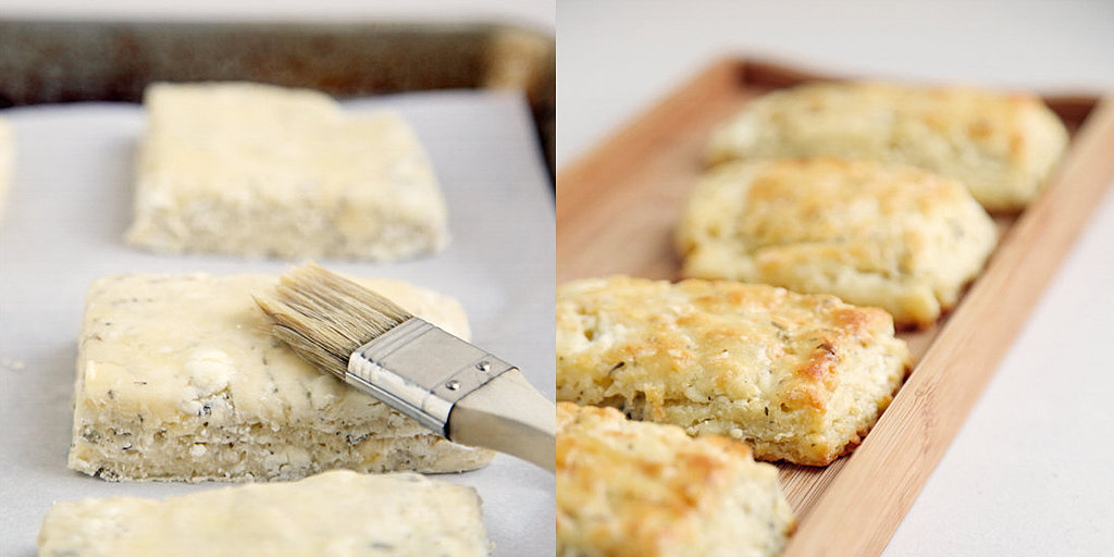 Herbed Feta Biscuits, Because Cheese Makes Everything Better