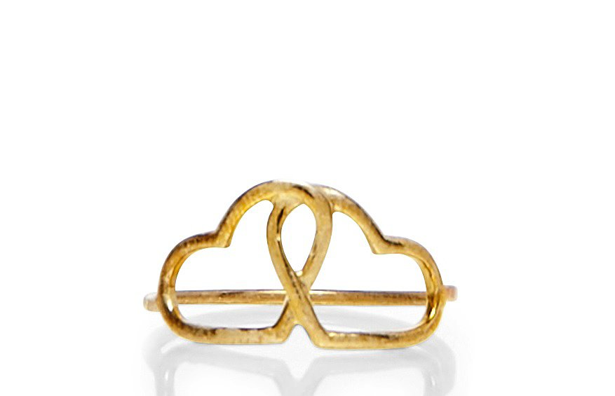 Ring, $485,Jordy Askill at Green With Envy.