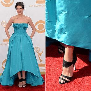 2013 Emmy Awards: Jessica Paré