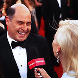 Matthew Weiner Emmy Awards 2013 Video Interview