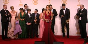 "Modern Family Cast Celebrates ""Humbling"" and ""Mind Blowing"" Fourth Emmy Win"
