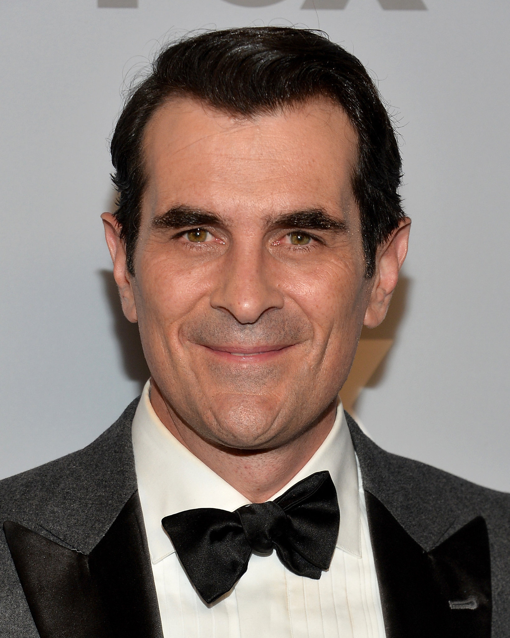 Modern Family star Ty Burrell popped up at the Fox/FX party after the Emmys.