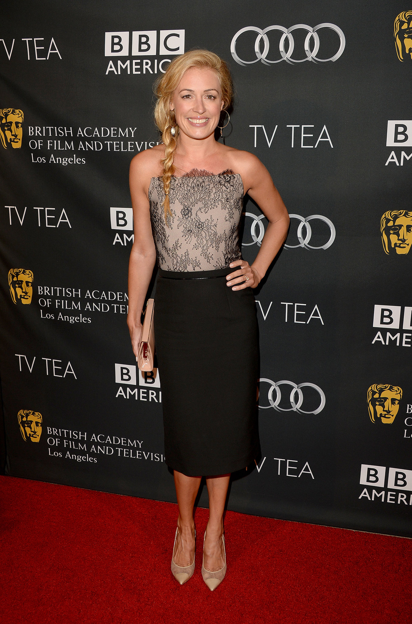 At the BAFTA LA TV Tea Party in Beverly Hills,