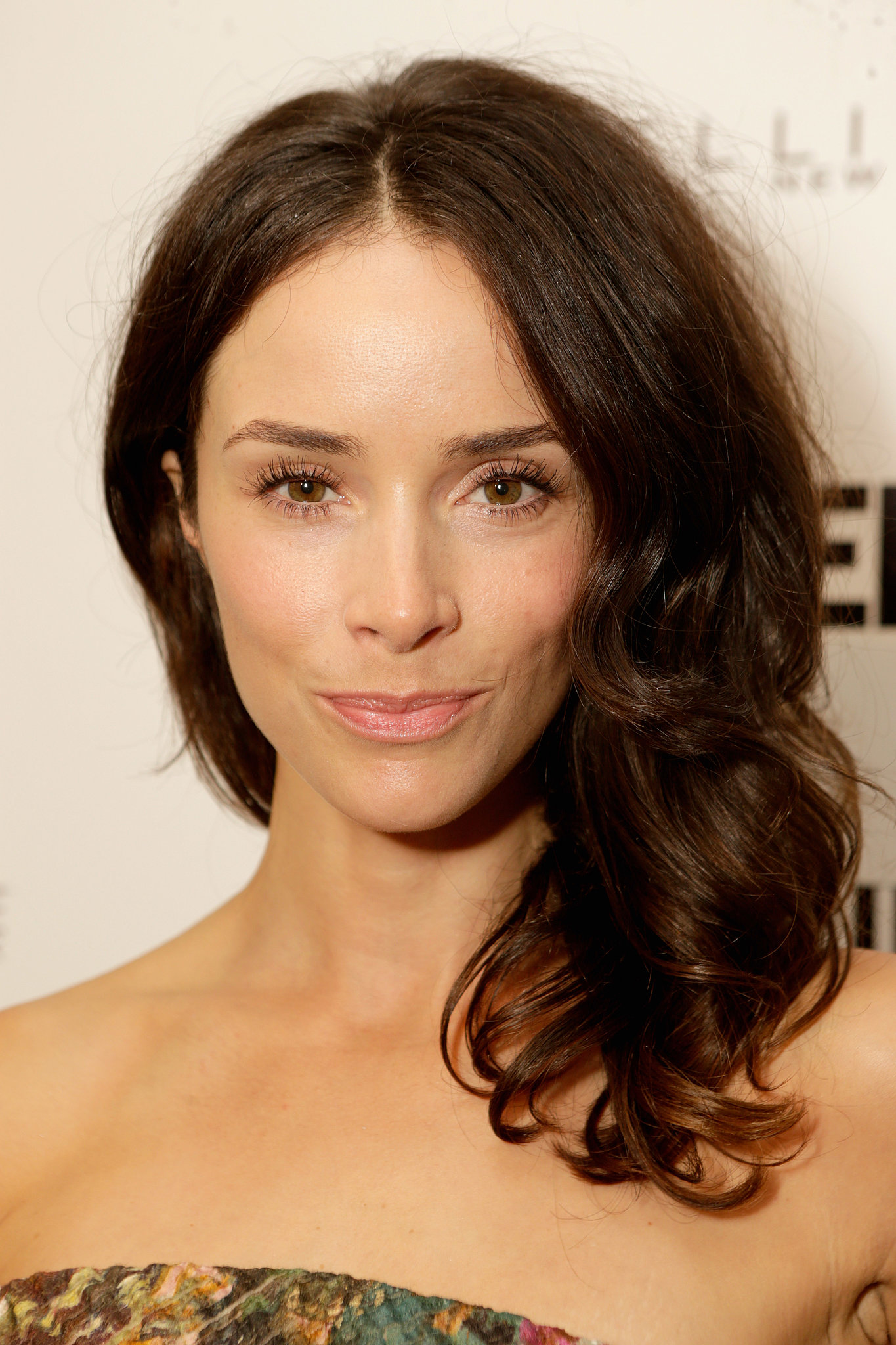 Abigail Spencer showed off the perfect blowout