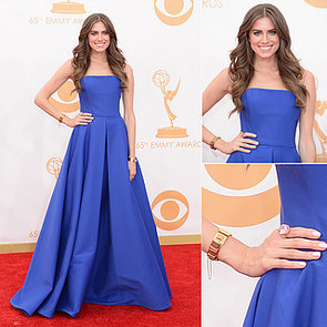2013 Emmy Awards: Allison Williams