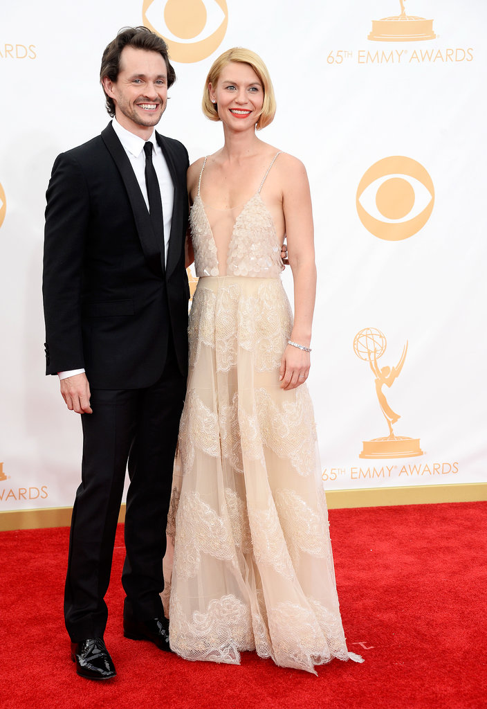 Hugh Dancy and Claire Danes