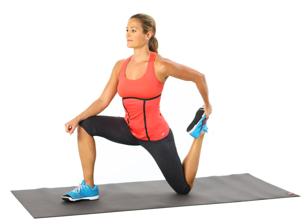 Cooldown Stretches: 5 Minutes