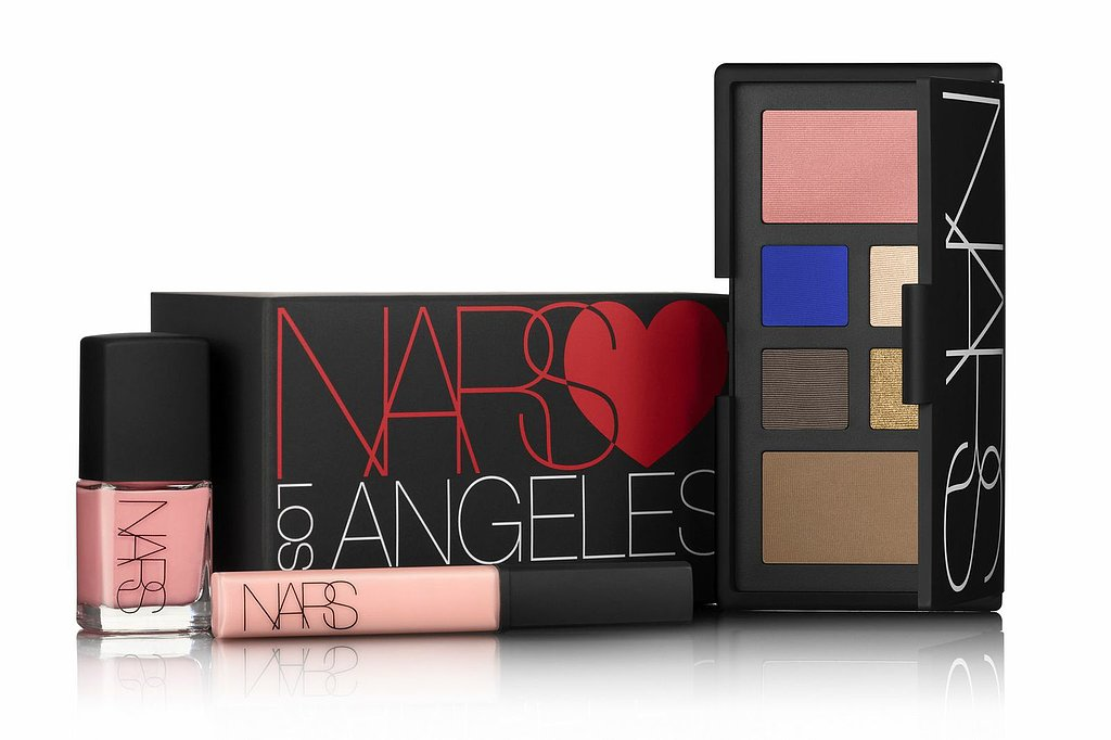 With a palette, lip gloss, and nail polish, Nars Hearts LA ($75) celebrates everything glamorous about the city where dreams come true.