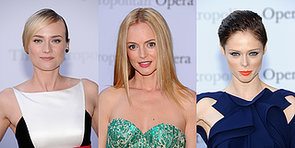 Coco Rocha, Diane Kruger + More at the Metropolitan Opera