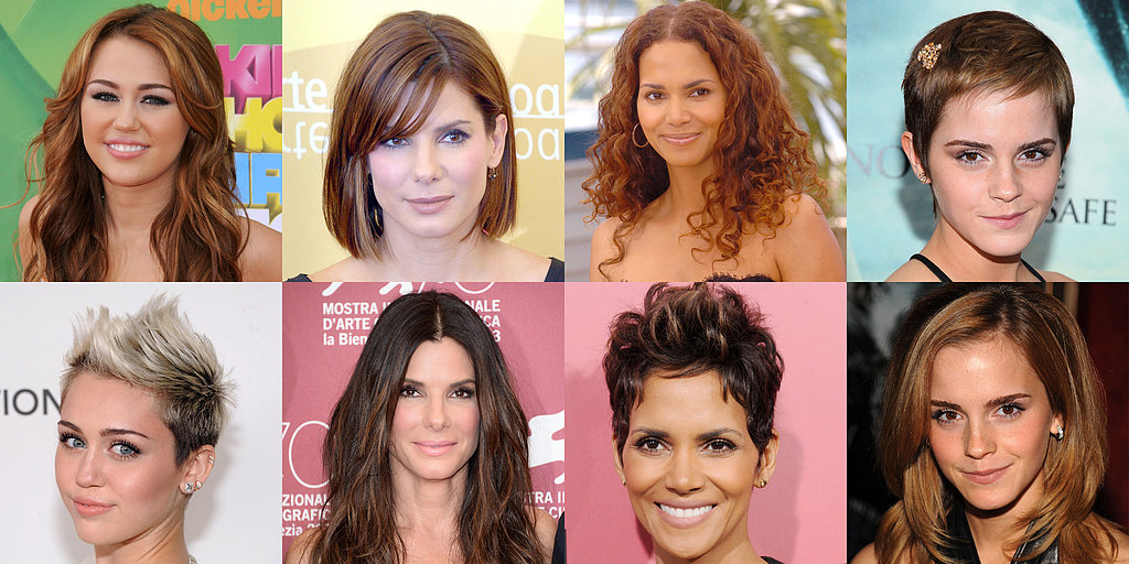 Making the Cut: Do These Celebrities Look Better With Long or Short Hair?