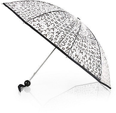 Marc by Marc Jacobs Jumbled Logo Umbrella