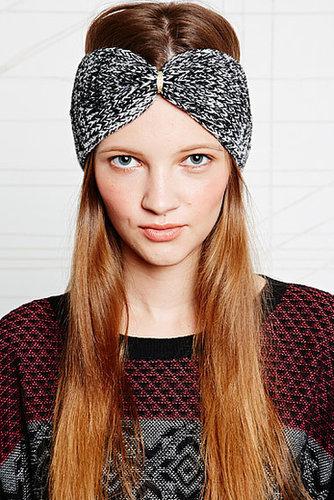 Urban Outfitters Meliertes Stirnband aus Lurex