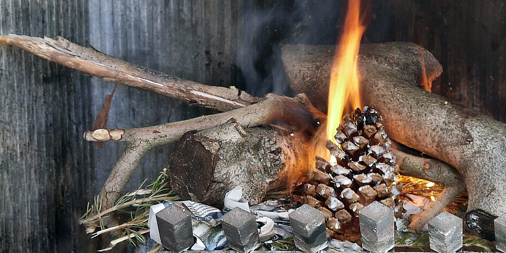 Cozy Up With Homemade Pinecone Fire Starters