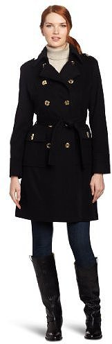 MICHAEL Michael Kors Women's Cathy Coat