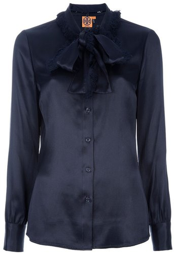 Tory Burch 'Chemise' silk shirt