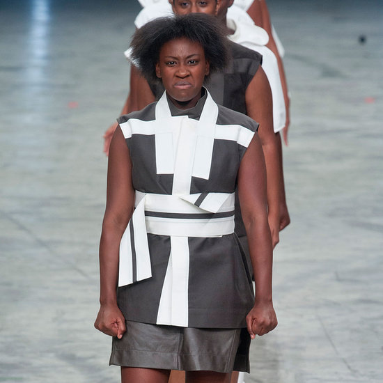 Rick Owens Spring 2014 Runway Show | Paris Fashion Week