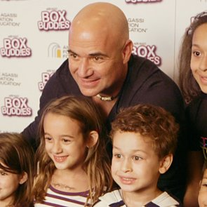 Andre Agassi Snacks For Kids | Video