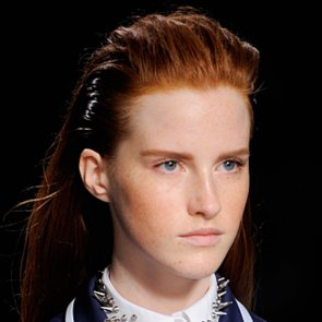 Viktor & Rolf Spring 2014 Hair and Makeup | Runway Pictures