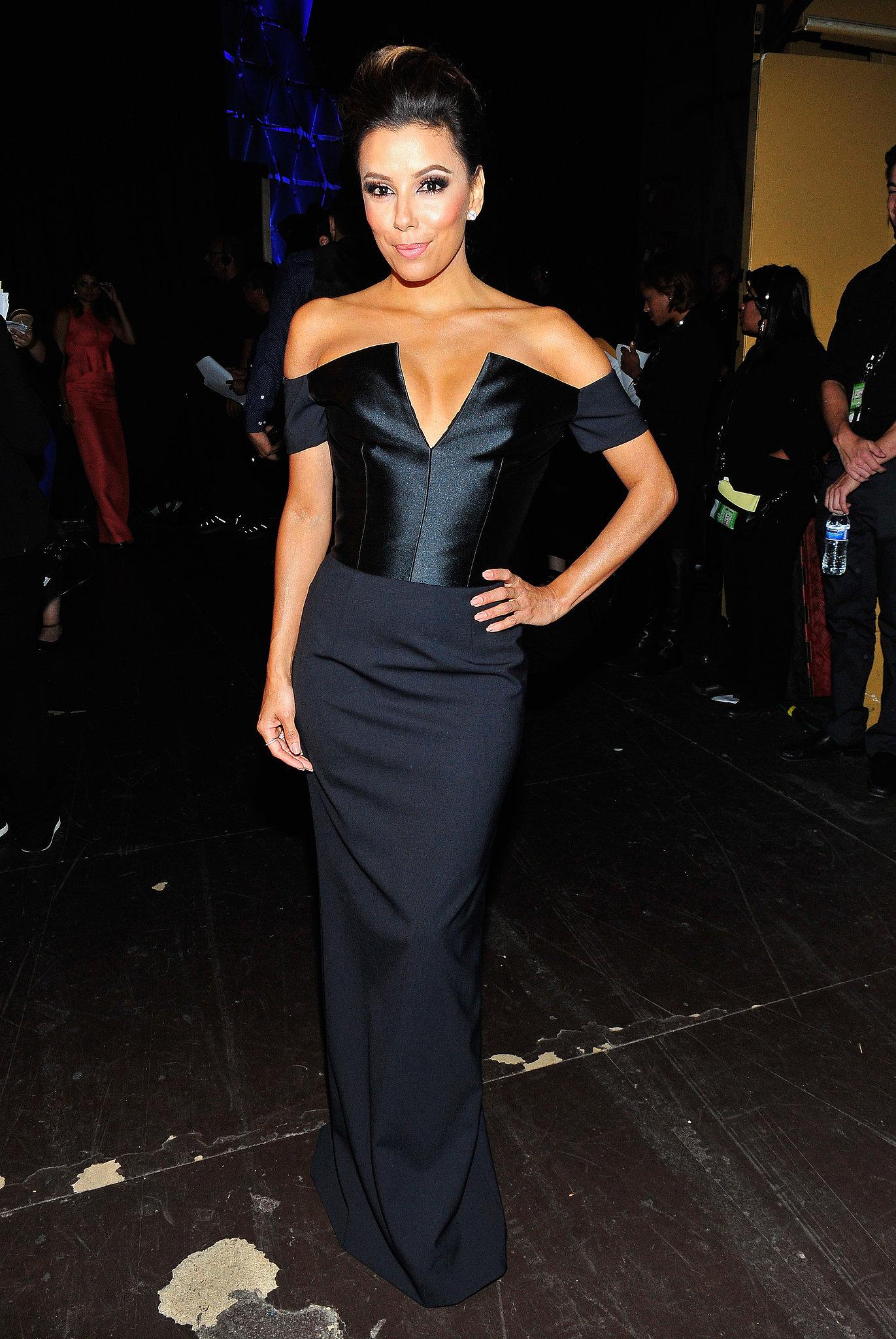 Eva Longoria hosted the ALMA Awards in LA.