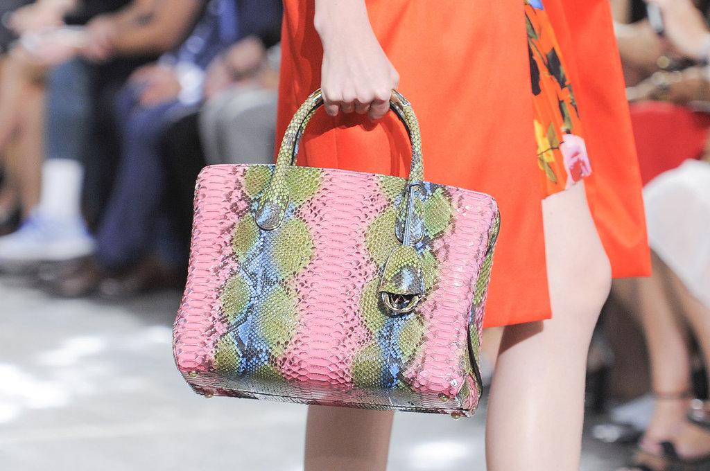 Exotics: Christian Dior Spring 2014