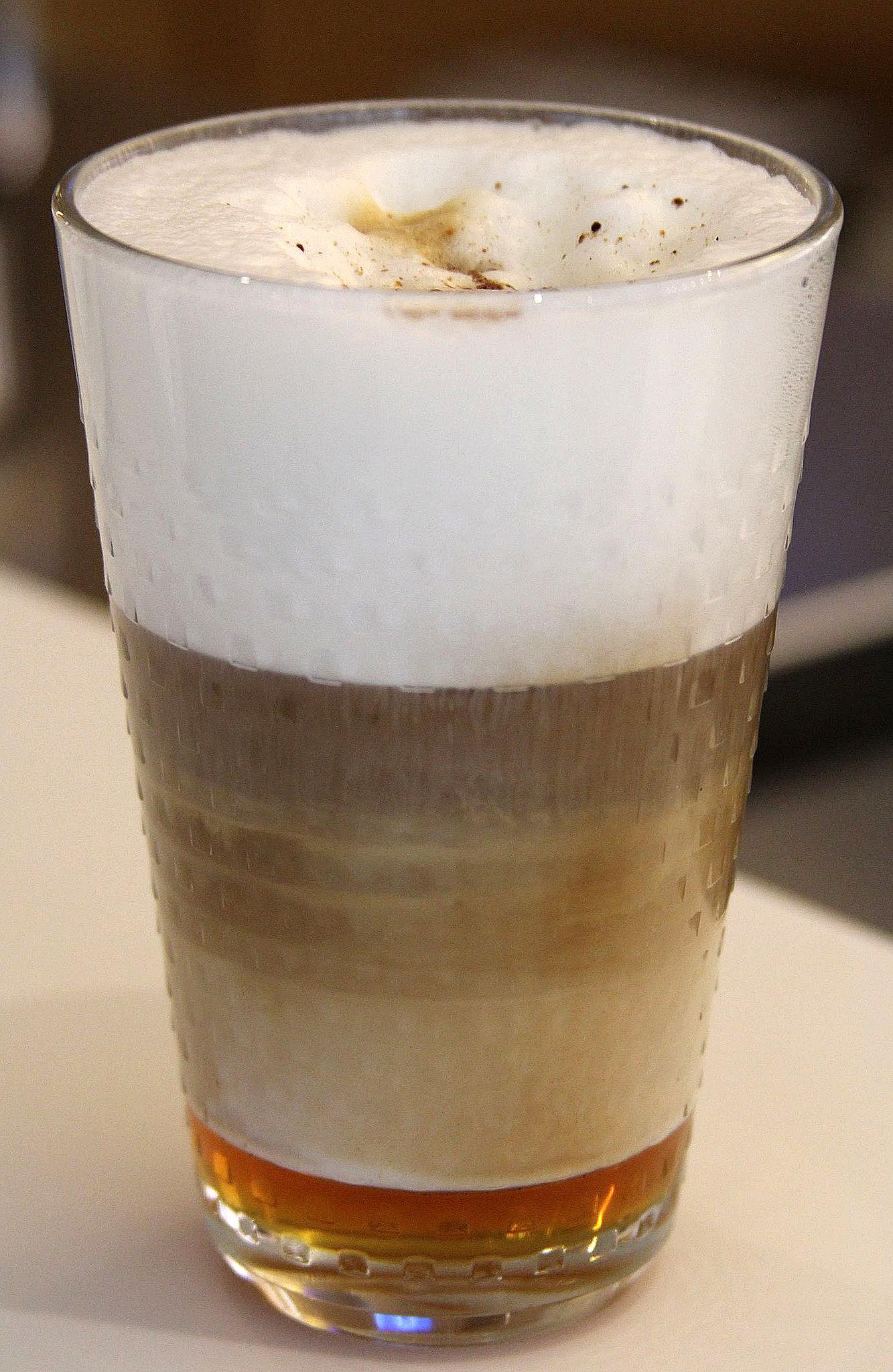 Honey Ginger Coffee