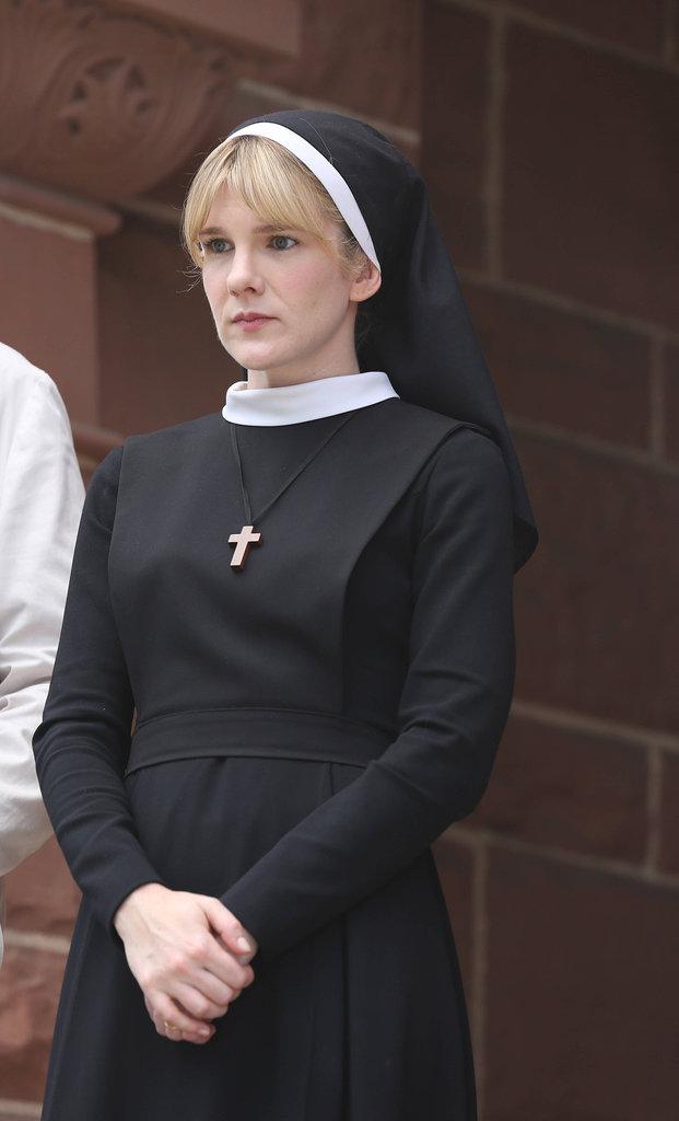 Sister Mary Eunice, Asylum