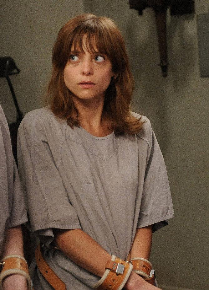 Grace Bertrand, Asylum
