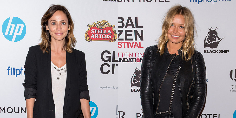 Lara Bingle Joins Hollywood Stars at the Global Citizen Festival in NYC