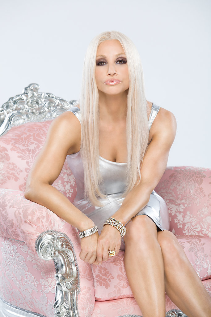 Donatella Versace From House of Versace