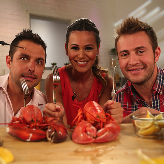 Lobster: How to cook and eat lobster - YouTube