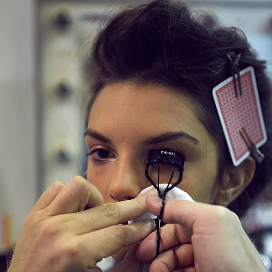 Behind the Scenes at Paris Fashion Week: Collette Dinnigan